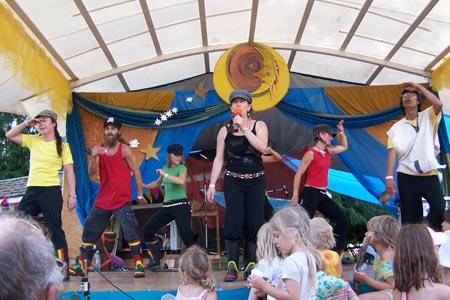 festivals et ateliers de percussions